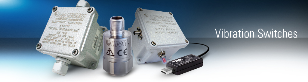 IMI-Sensors Vibration Switches